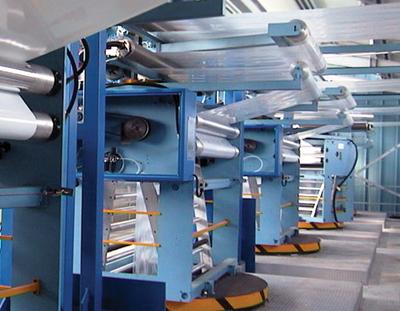 Impianti di Trasformazione Materie Plastiche