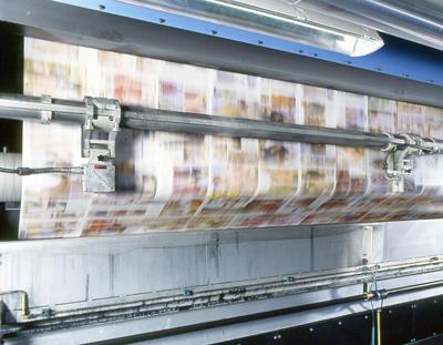 Impianti per stampa a rotocalco: